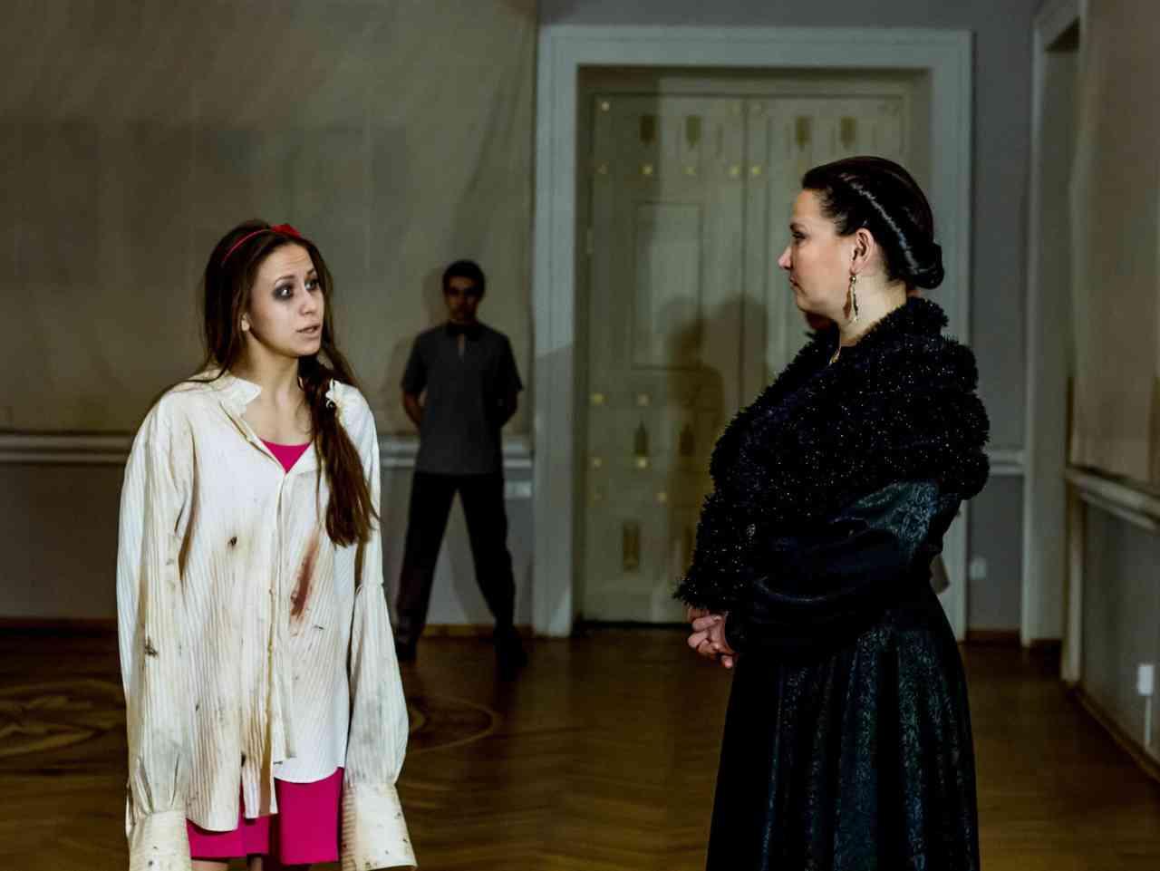 Гамлет. Сцены