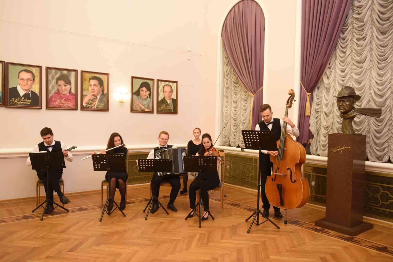 Шедевры татарской классической музыки
